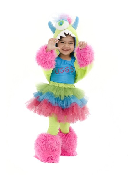 Girl Monster Costume Toddler & Disney Snow White Sc 1 St Party