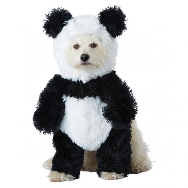 Panda Pooch Halloween Dog Costume