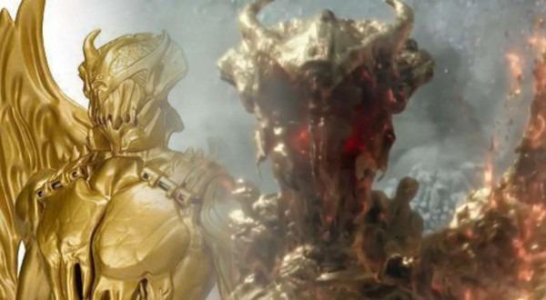 Power Rangers  Is Goldar Rita's Zord