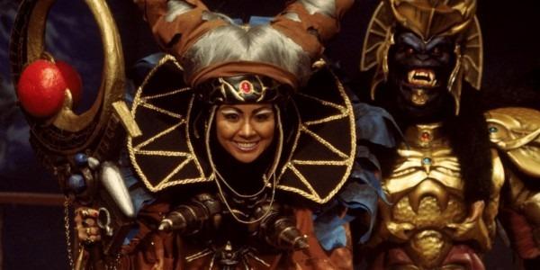 Power Rangers Goldar