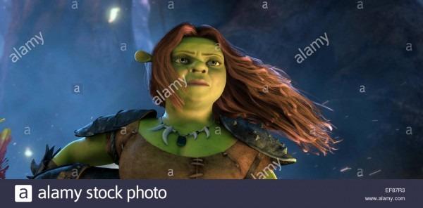 Princess Fiona Shrek Forever After (2010 Stock Photo  78243063