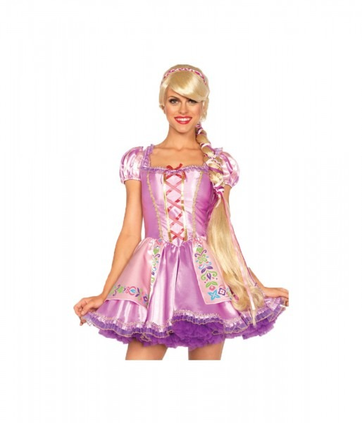 Rapunzel Long Haired Blonde Wig