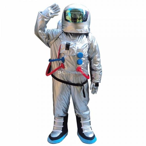 Hot Space Suit Mascot Costume Astronaut Mascot Costume Aerospace