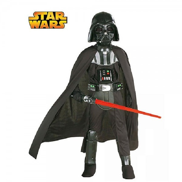 Rubie's Costumes Deluxe Darth Vader Child Costume