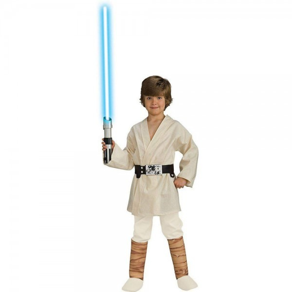 Rubie's Costumes Star Wars Deluxe Luke Skywalker Child Costume