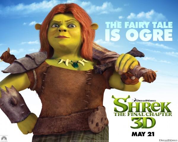 Fiona From Shrek Forever After Desktop Wallpaper