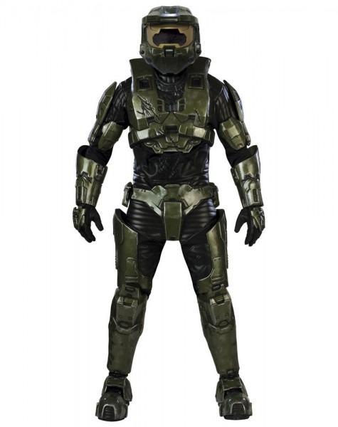 Halo 3 Master Chief Licensed Supreme Costume Mask Helmet Led