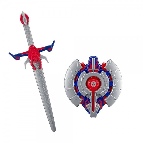Transformers Optimus Prime Shield And Sword Combo Pack Battle