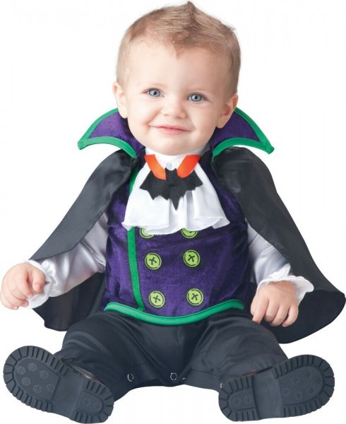 Count Cutie Dracula Vampire Infant Toddler Costume