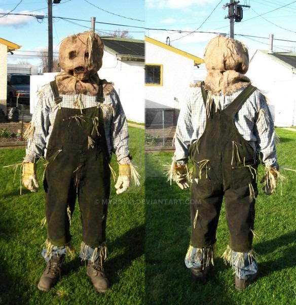 Scarecrow Costume 08 By Myroski On Deviantart