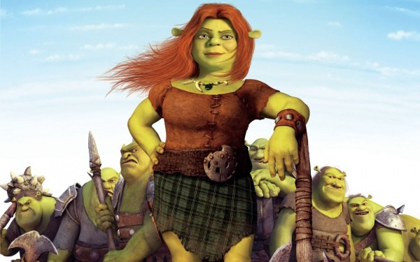 Download Wallpaper 1680x1050 Shrek Forever After, Fiona, Cartoon