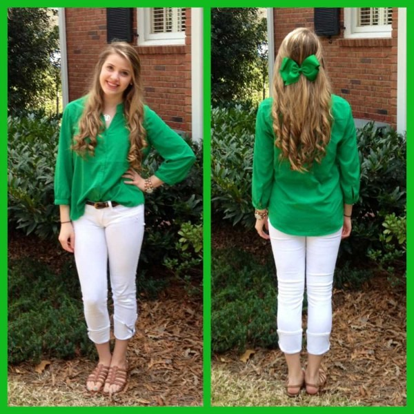 Tips To Creating The Perfect St  Patrick's Day Outfit – The