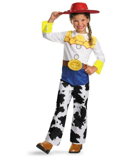 Disney Jessie Kids Costume