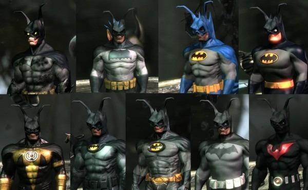 Batman Arkham Costume