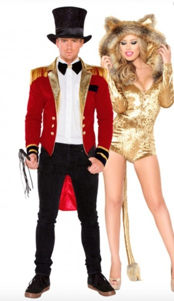 5 Sexy Couples Costume Ideas For The Couple Who Knows How Hot They Are