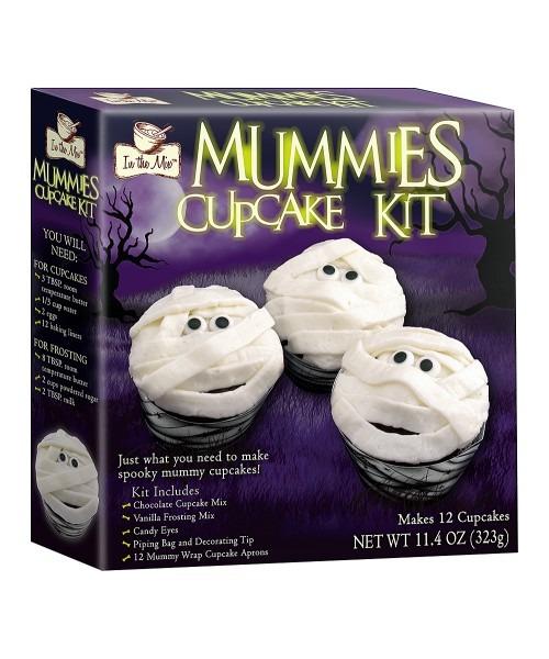 Brand Castle Mummies Cupcake Kit